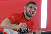 Хабиб Нурмагомедов и многострадальный турнир UFC 223