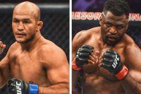 Официально: Фрэнсис Нганну - Джуниор Дос Сантос на турнире UFC 239