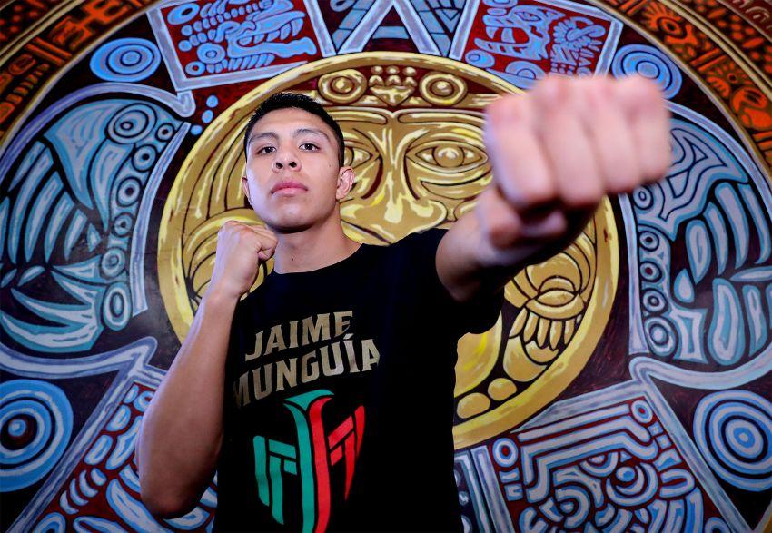 """Хайме Мунгия: """"В среднем весе сейчас выступают одни из самых значимых бойцов в боксе"""""""