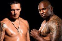 Александр Усик готов боксировать с Диллианом Уайтом за звание обязательного претендента на пояс WBO