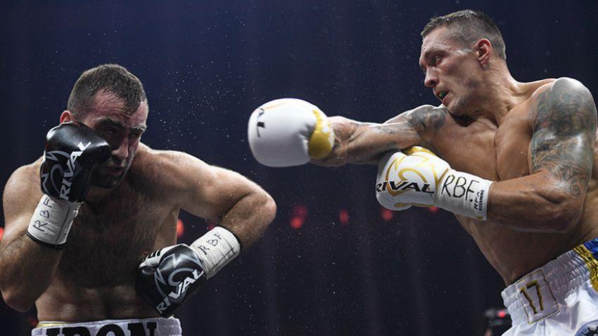 Юниер Дортикос хотел бы увидеть бой Гассиева и Усика в супертяжелом весе