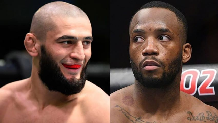 Dana White said that Khamzat Chimaev and Leon Edwards are ready for a third attempt to fight