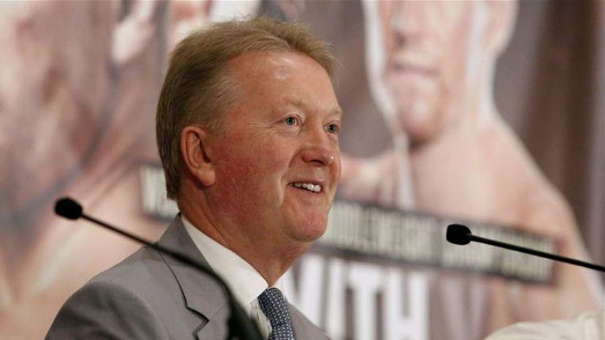 Фрэнк Уоррен: WBO назначила бой Мунгуйя-Смит