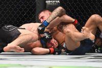 Разбор гильотины Порье в бою с Нурмагомедовым на UFC 242