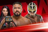 Прямая трансляция WWE RAW Wichita: Андраде – Рэй Мистерио
