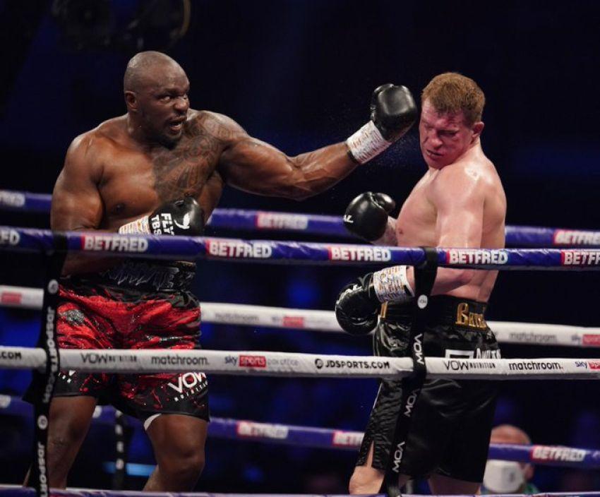 Диллиан Уайт взял убедительный реванш у Поветкина, нокаутировав Александра в четвертом раунде