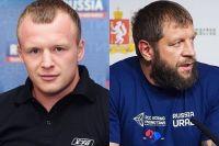 Лига LEON Warriors намеревается организовать бой Емельяненко и Шлеменко