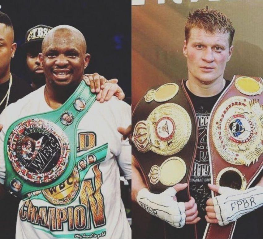 Поветкин согласовал условия боя с Уайтом, ответа от британского боксера нет