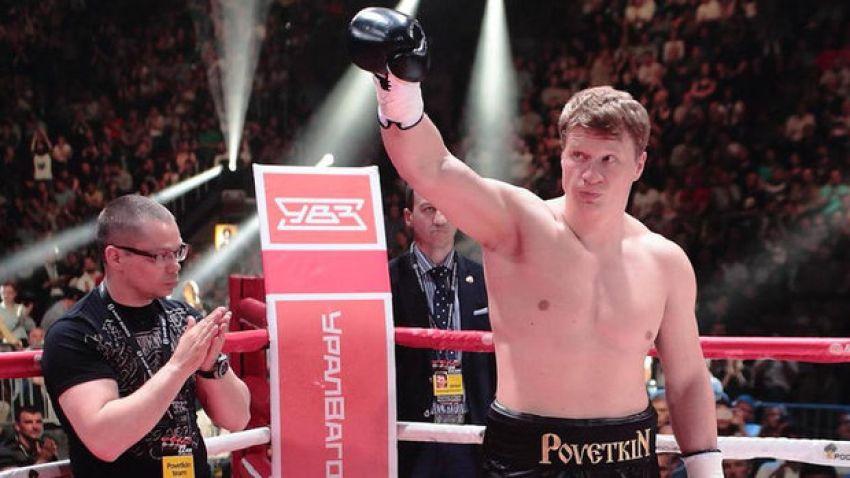 Брюстер: Конечно, Поветкин может драться за титулы, ведь у него есть имя в мире бокса