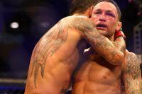 Фрэнки Эдгар эмоционально прокомментировал свое поражение на UFC 240