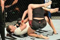 Лиана Джоджуа досрочно победила Диану Бельбиту на UFC on ESPN 13