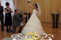Сергей Ковалёв отмечает 8-ю годовщину свадьбы с супругой Натальей