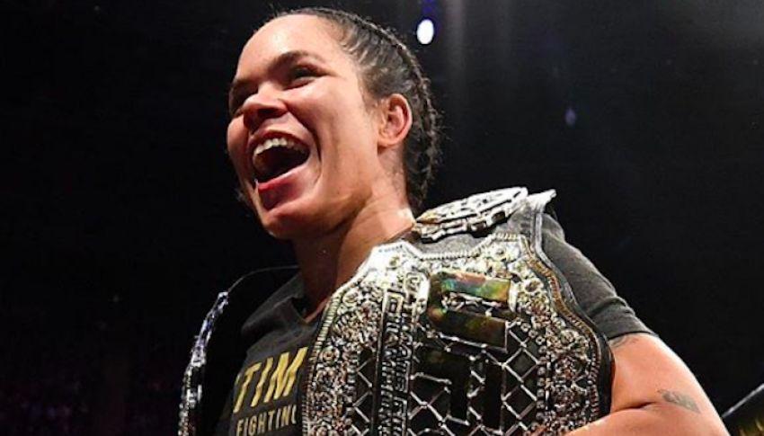 Аманда Нуньес вернется в октагон на UFC 245 против Жермейн Де Рандами