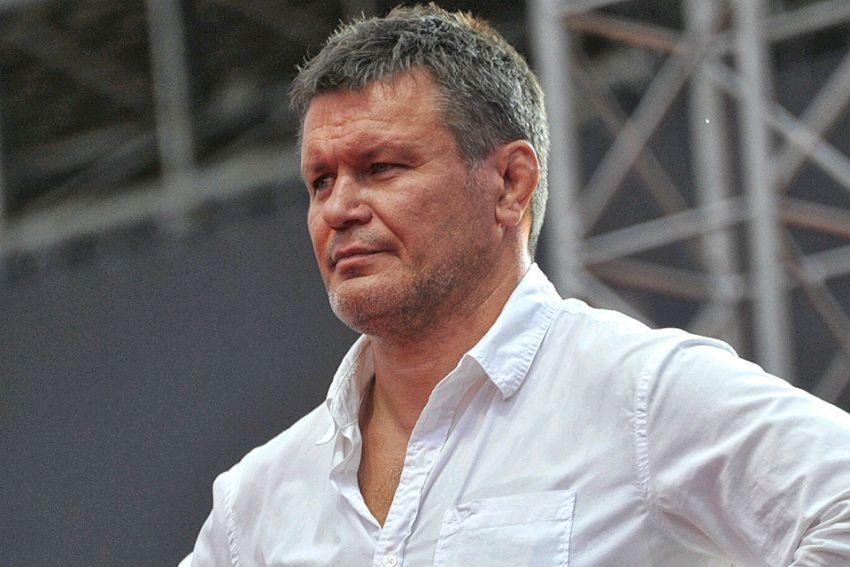 Олег Тактаров считает, что сейчас быть белым в США очень нелегко