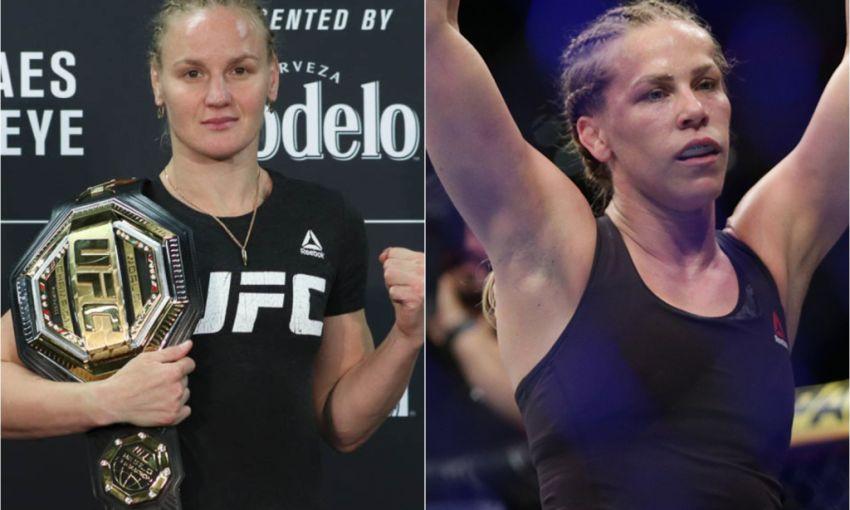 Валентина Шевченко против Кэтлин Чукагян на UFC 237 в Хьюстоне