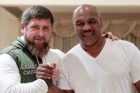 Рамзан Кадыров предложил провести реванш Тайсона и Джонса в Грозном
