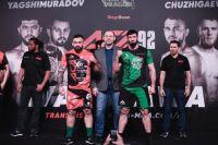 ACA 92: Даниэль Омельянчук победил Зелимхана Умиева