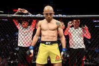 """Жозе Альдо - о своем титульном шансе на UFC 251: """"Я заслужил быть здесь"""""""